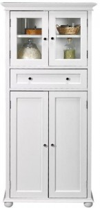 hampton tall bathroom cabinet - Bathroom Cabinets Tall